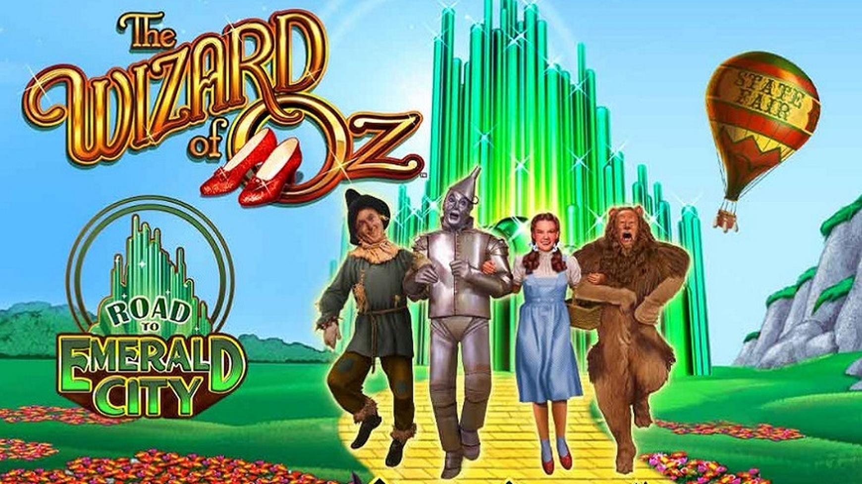 The The Wizard of Oz (WMS) Online Slot Demo Game by WMS