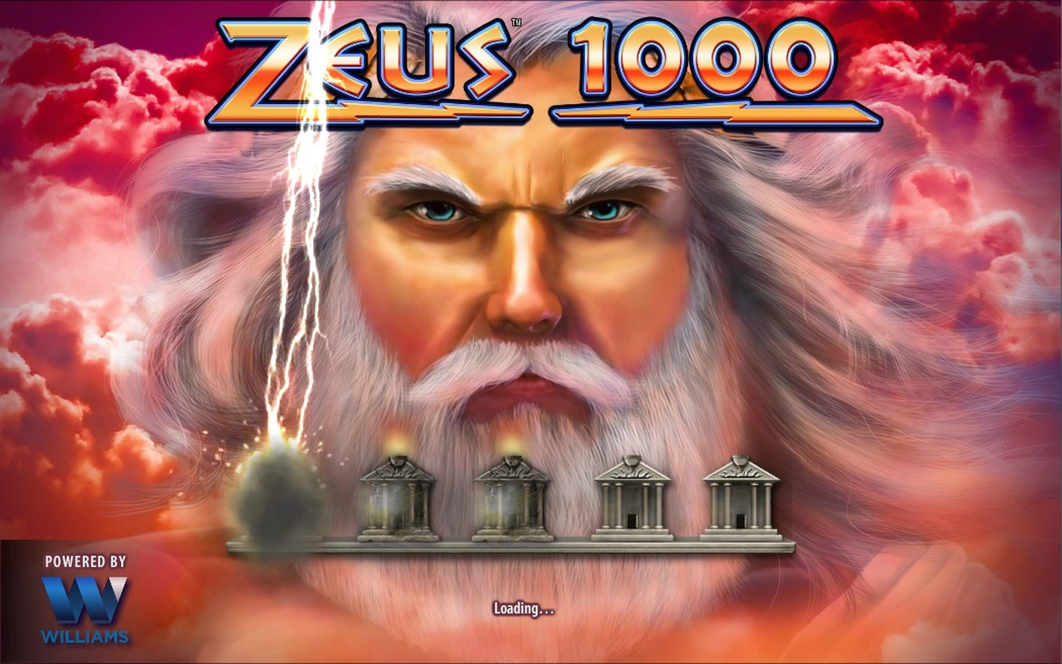 The Zeus 1000 Online Slot Demo Game by WMS