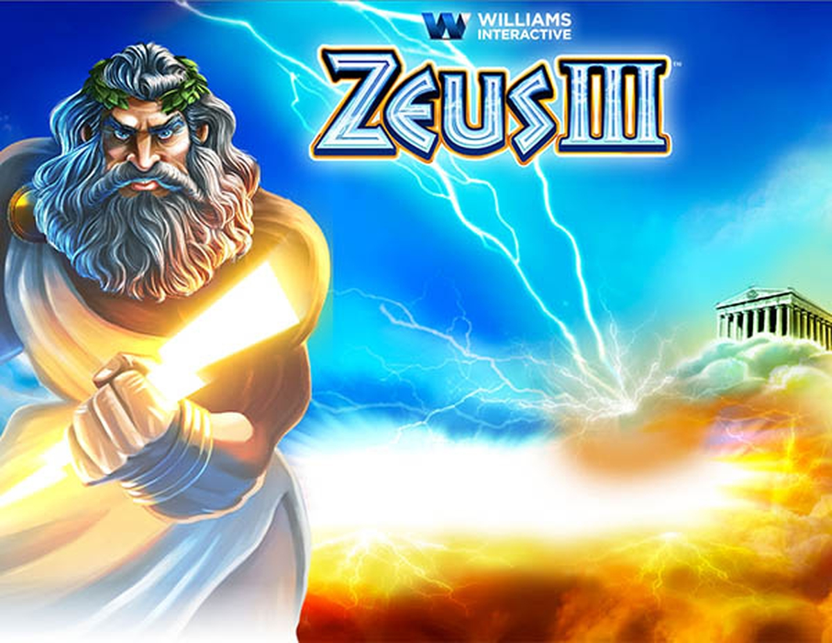 The Zeus III Online Slot Demo Game by WMS