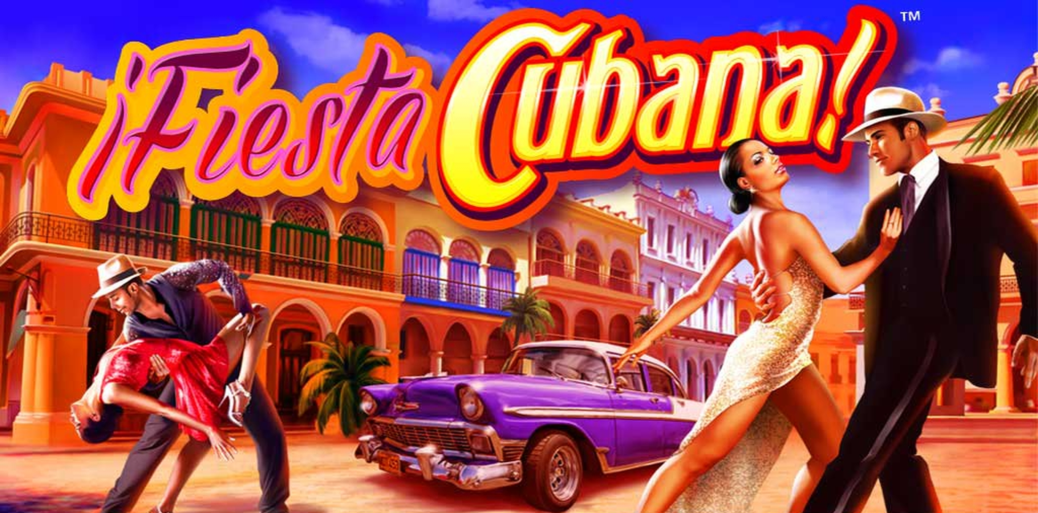 The Fiesta Cubana Online Slot Demo Game by Side City