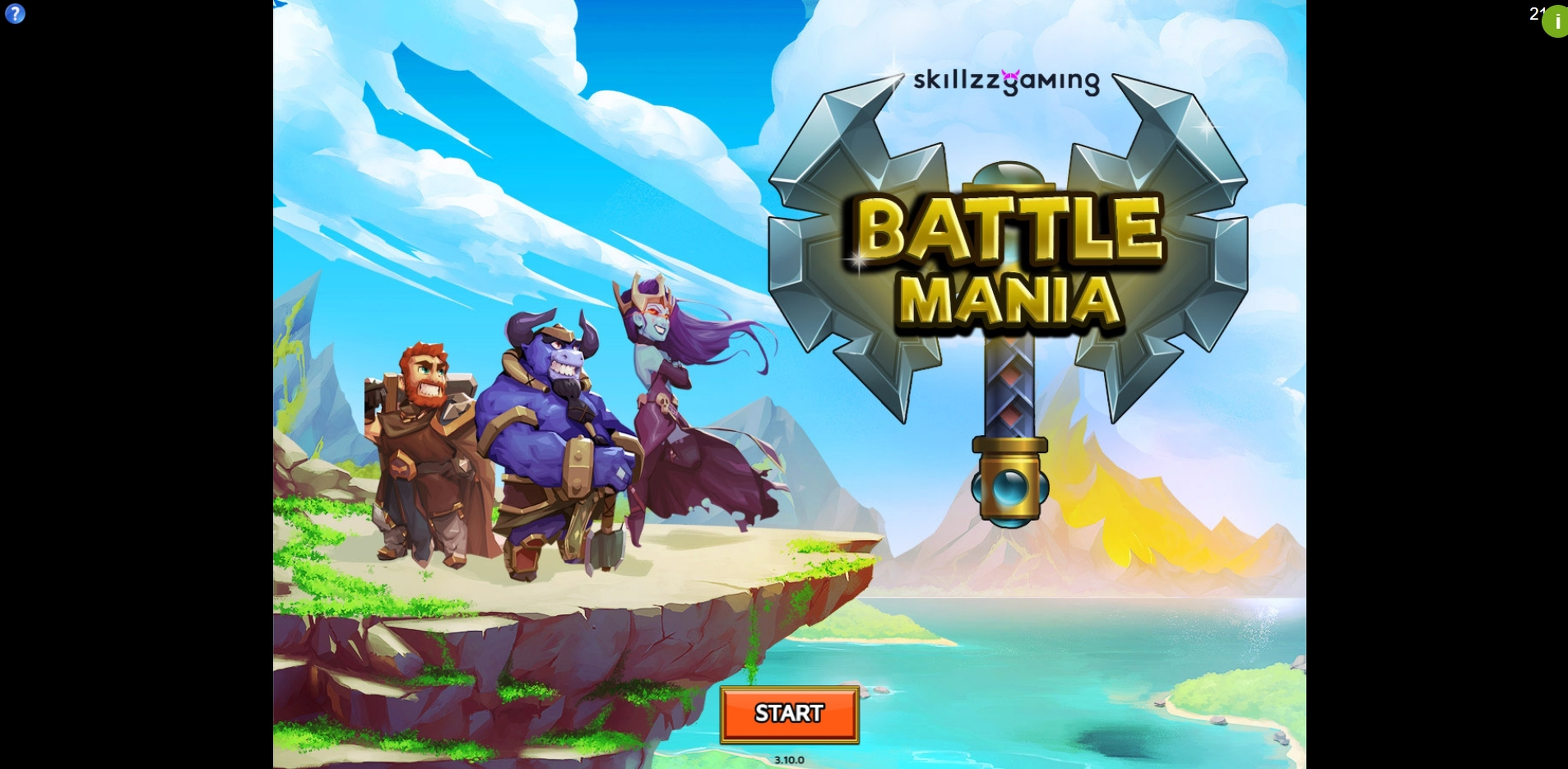 Play Battle Mania Free Casino Slot Game by Skillzzgaming