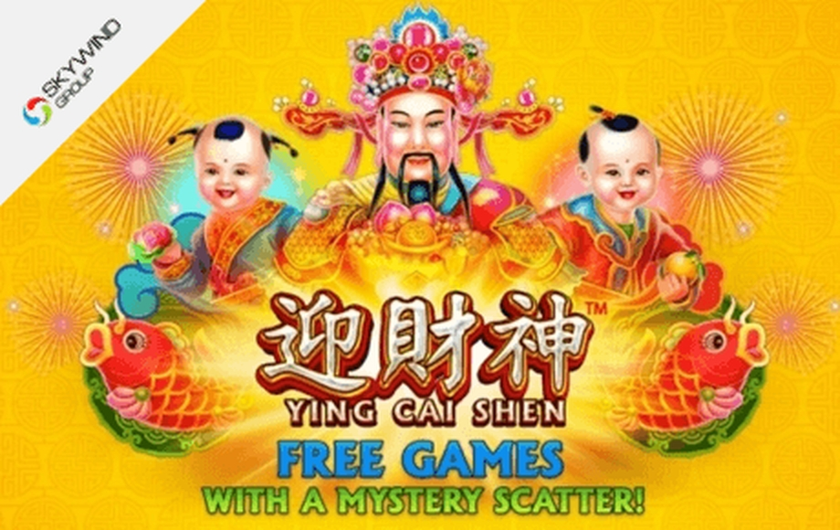 Win Money in Ying Cai Shen (Skywind Group) Free Slot Game by Skywind Group