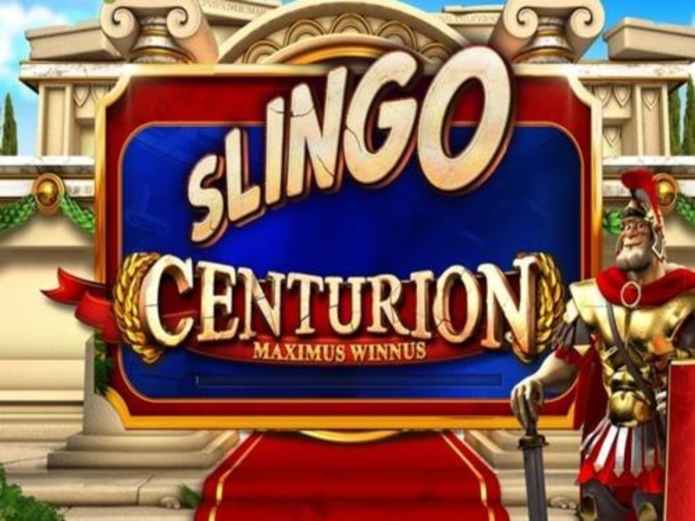 The Slingo Centurion Online Slot Demo Game by Slingo