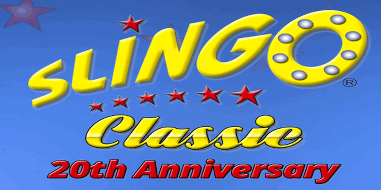 The Slingo Classic Online Slot Demo Game by Slingo
