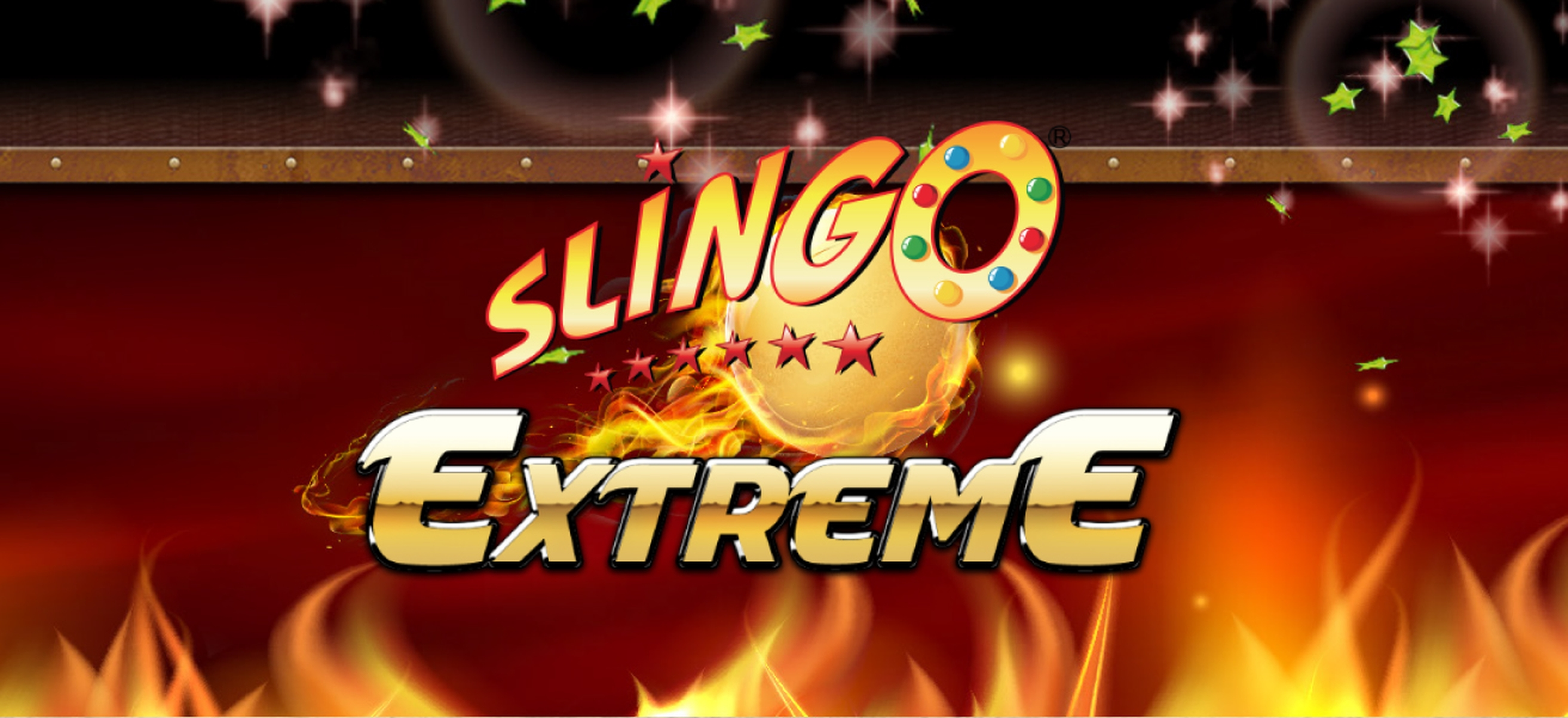 The Slingo Extreme Online Slot Demo Game by Slingo