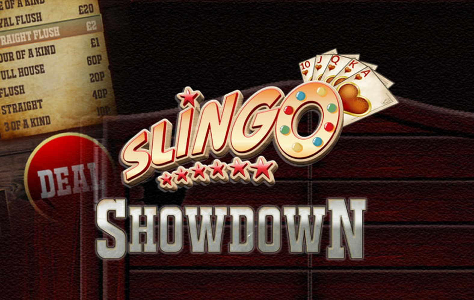 The Slingo Showdown Online Slot Demo Game by Slingo