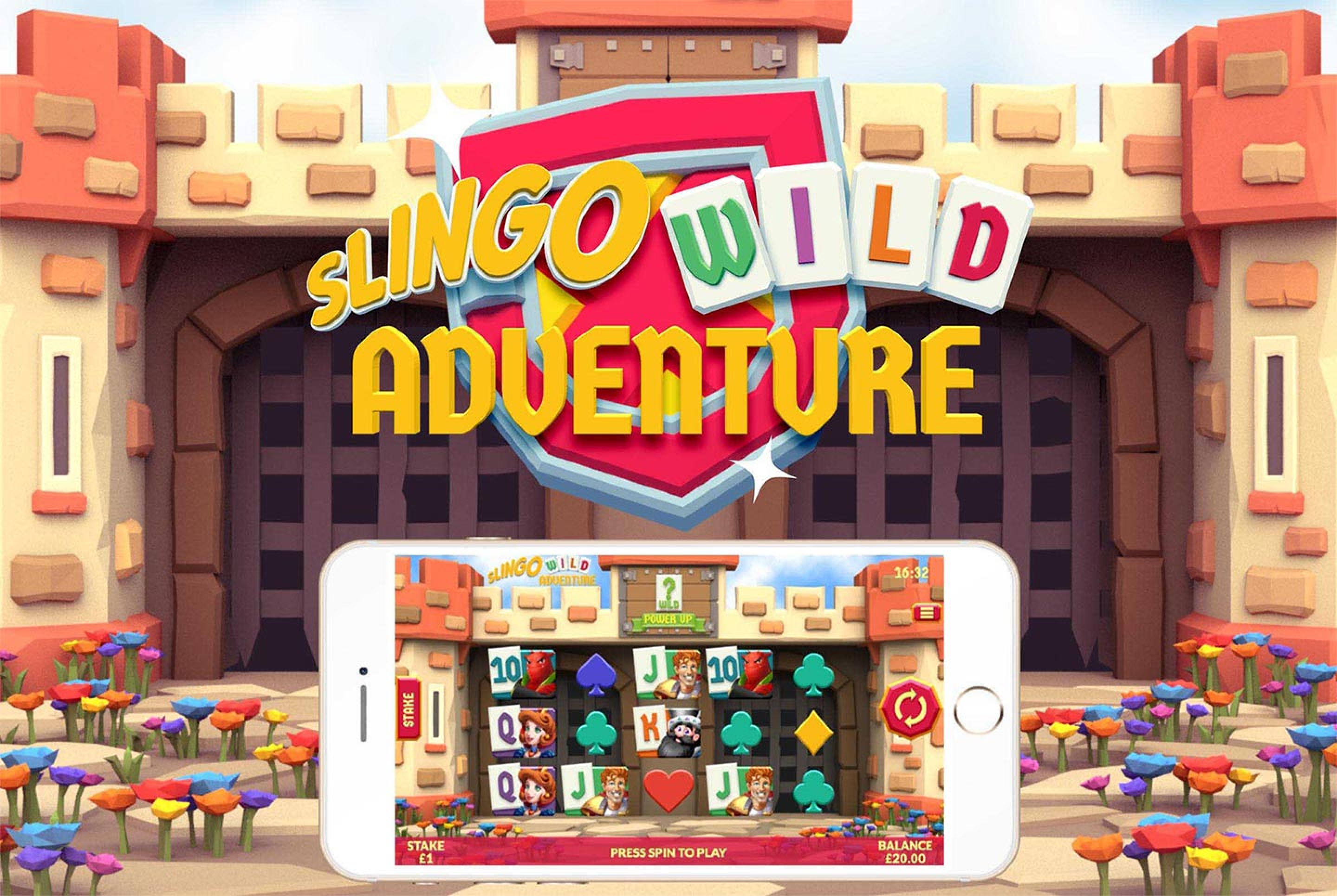 The Slingo Wild Adventure Online Slot Demo Game by Slingo