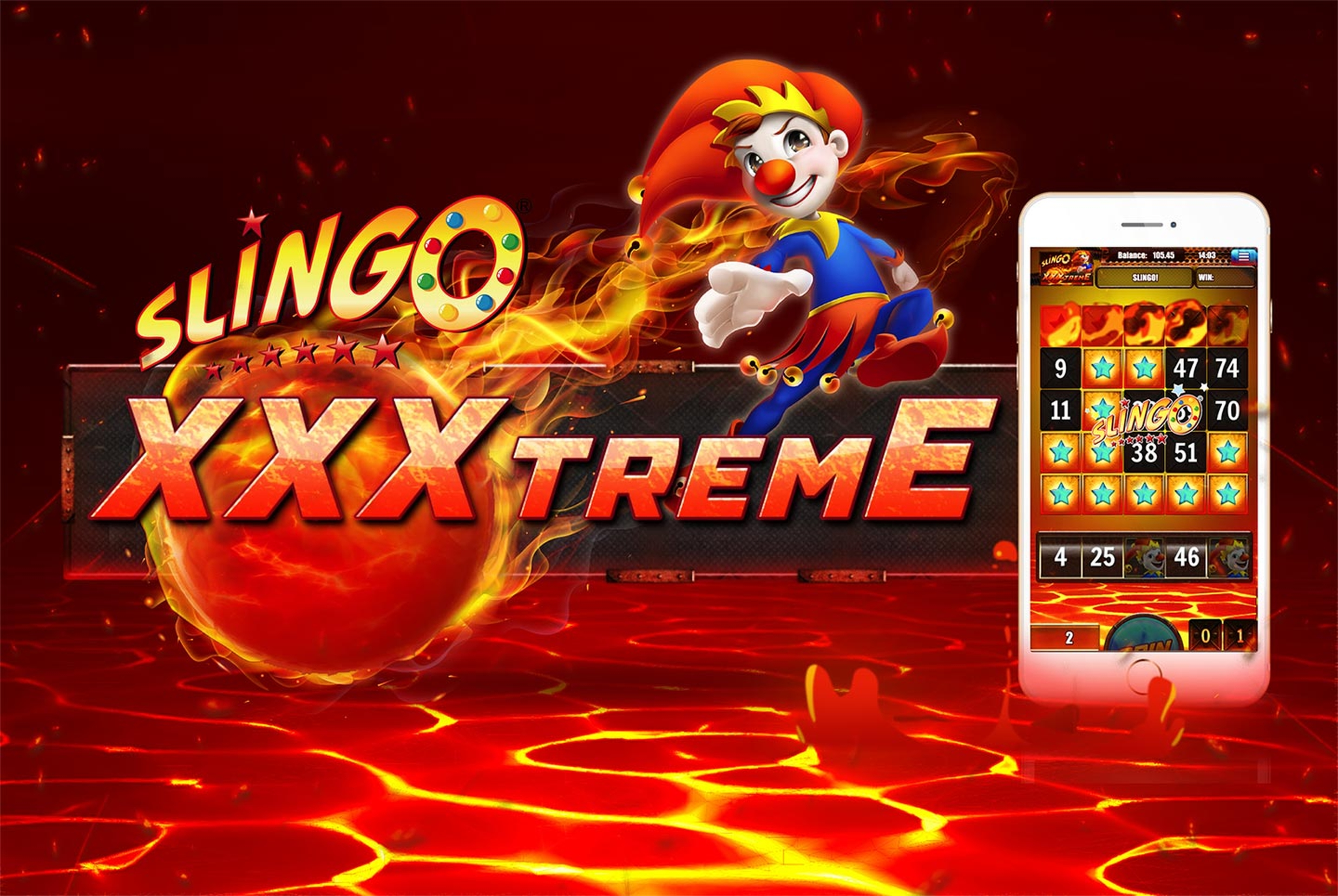 The Slingo XXXtreme Online Slot Demo Game by Slingo