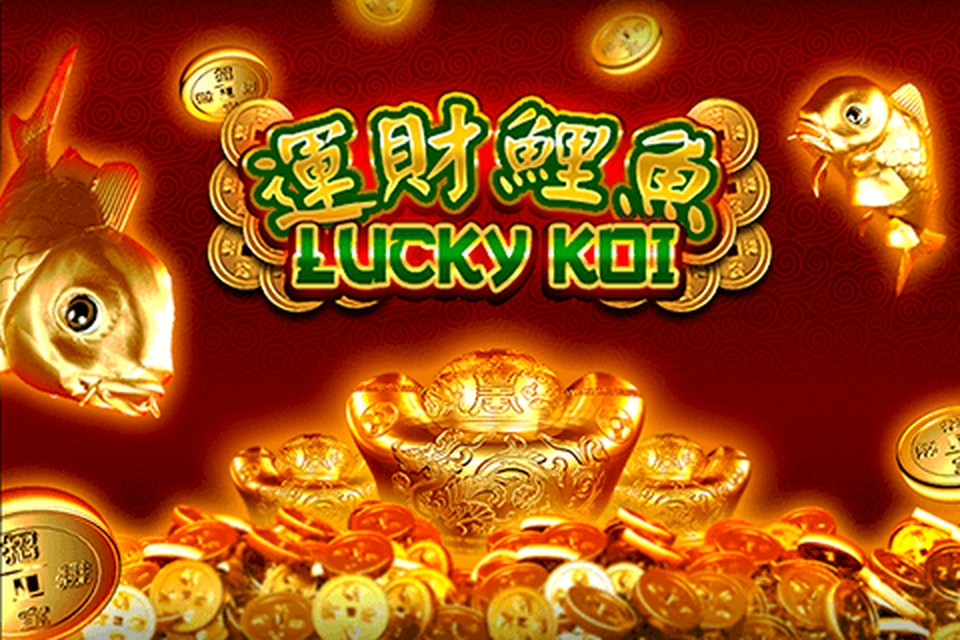 The Lucky Koi (Spadegaming) Online Slot Demo Game by Spadegaming