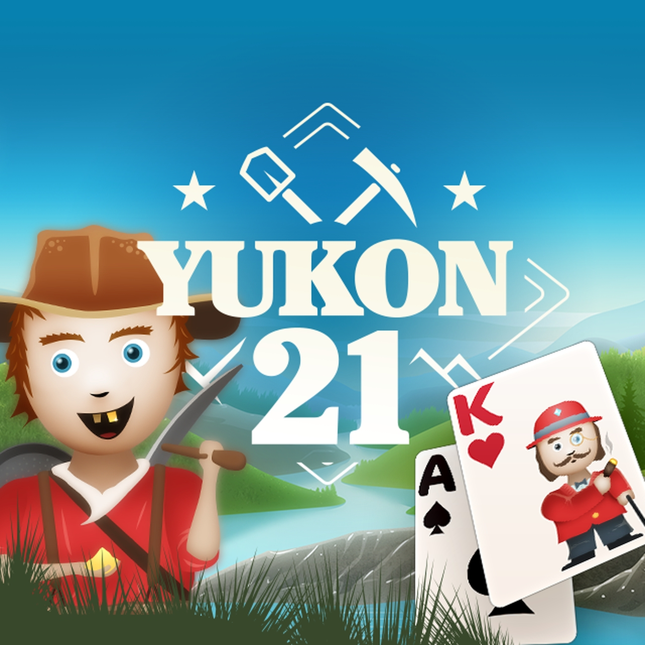 The Yukon 21 Online Slot Demo Game by Spigo