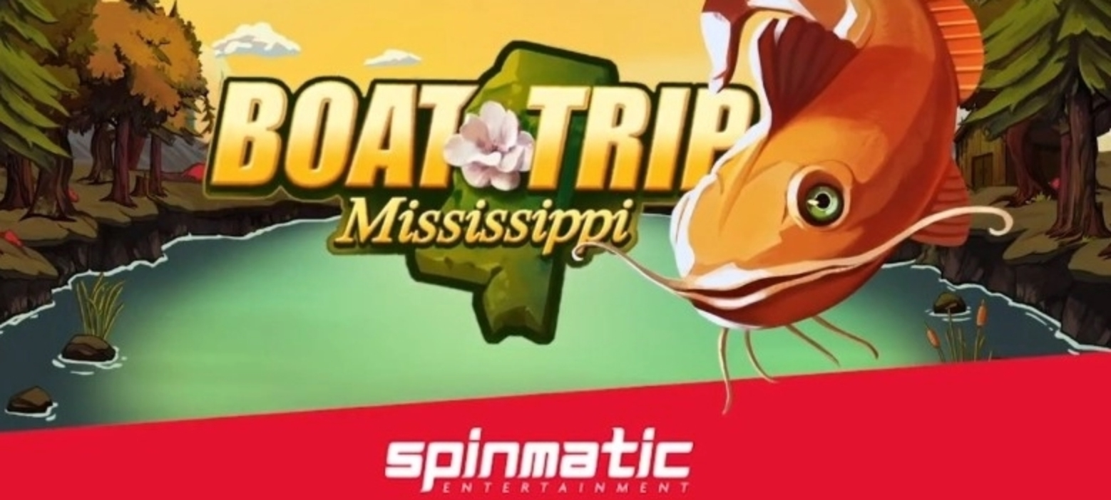 The Boat Trip Mississippi Online Slot Demo Game by Spinmatic