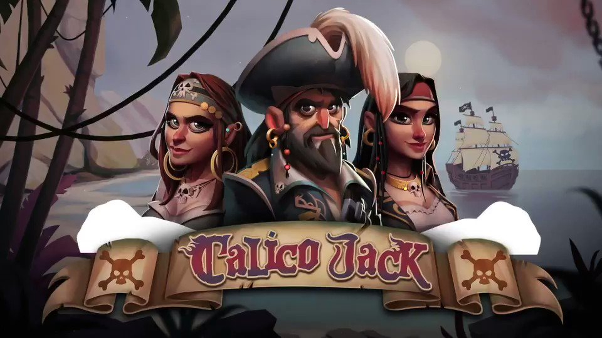 The Calico Jack Online Slot Demo Game by Spinmatic