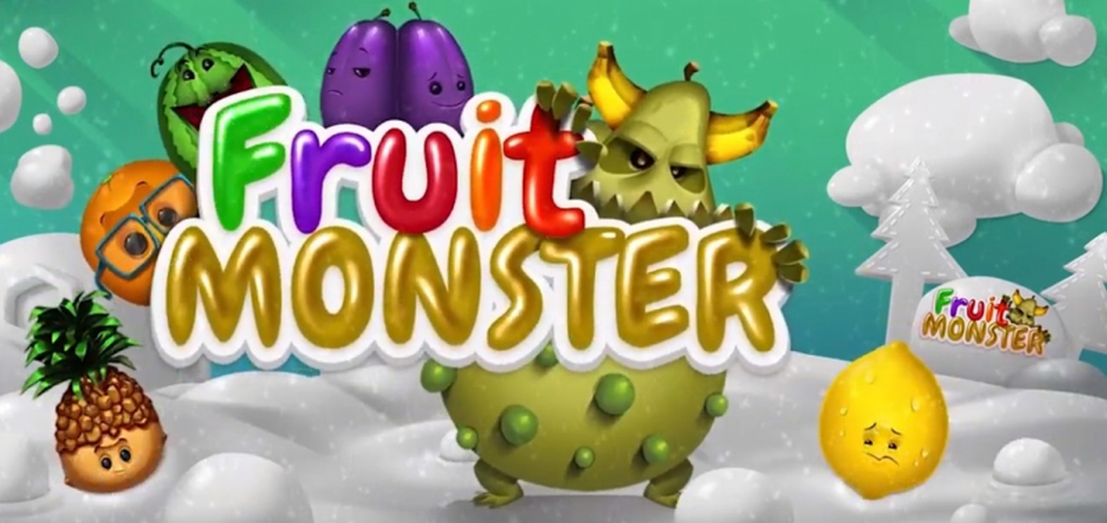 The Fruit Monster Online Slot Demo Game by Spinmatic
