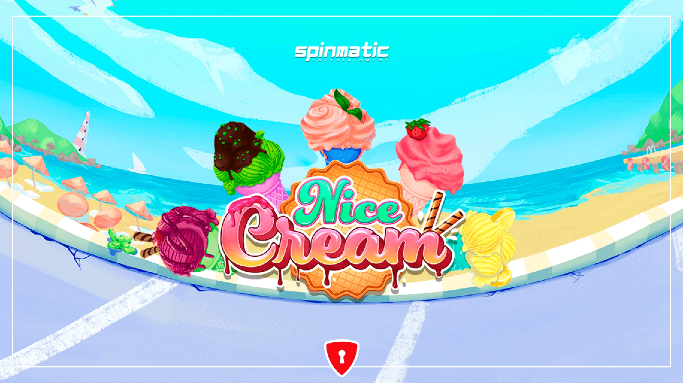 The Nice Cream Online Slot Demo Game by Spinmatic