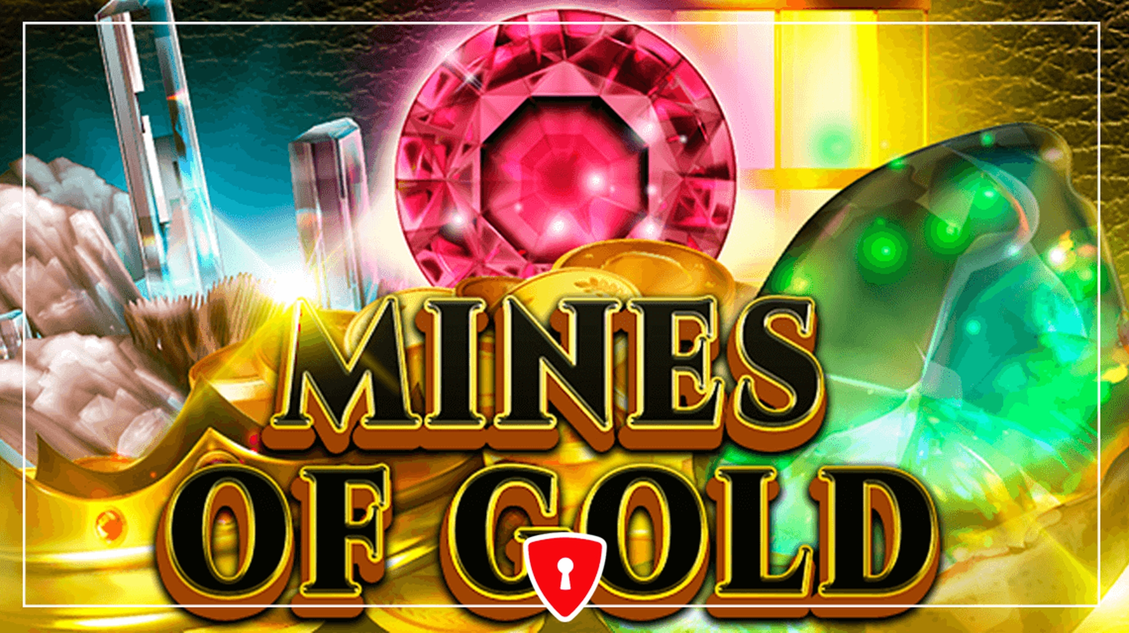 The Mines of Gold Online Slot Demo Game by Spinomenal