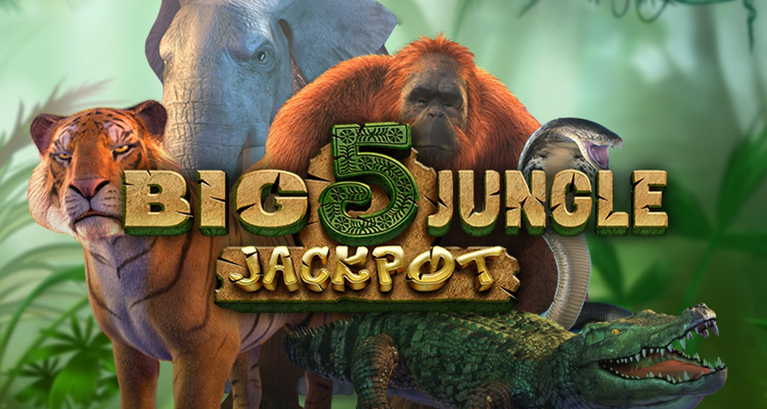 The Big 5 Jungle Jackpot Online Slot Demo Game by StakeLogic