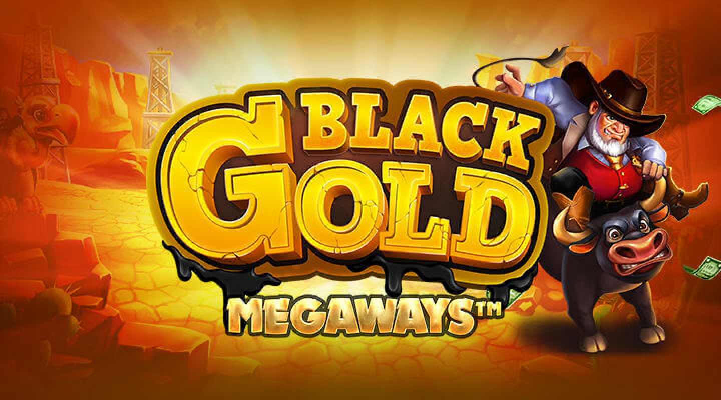 The Black Gold Megaways Online Slot Demo Game by StakeLogic