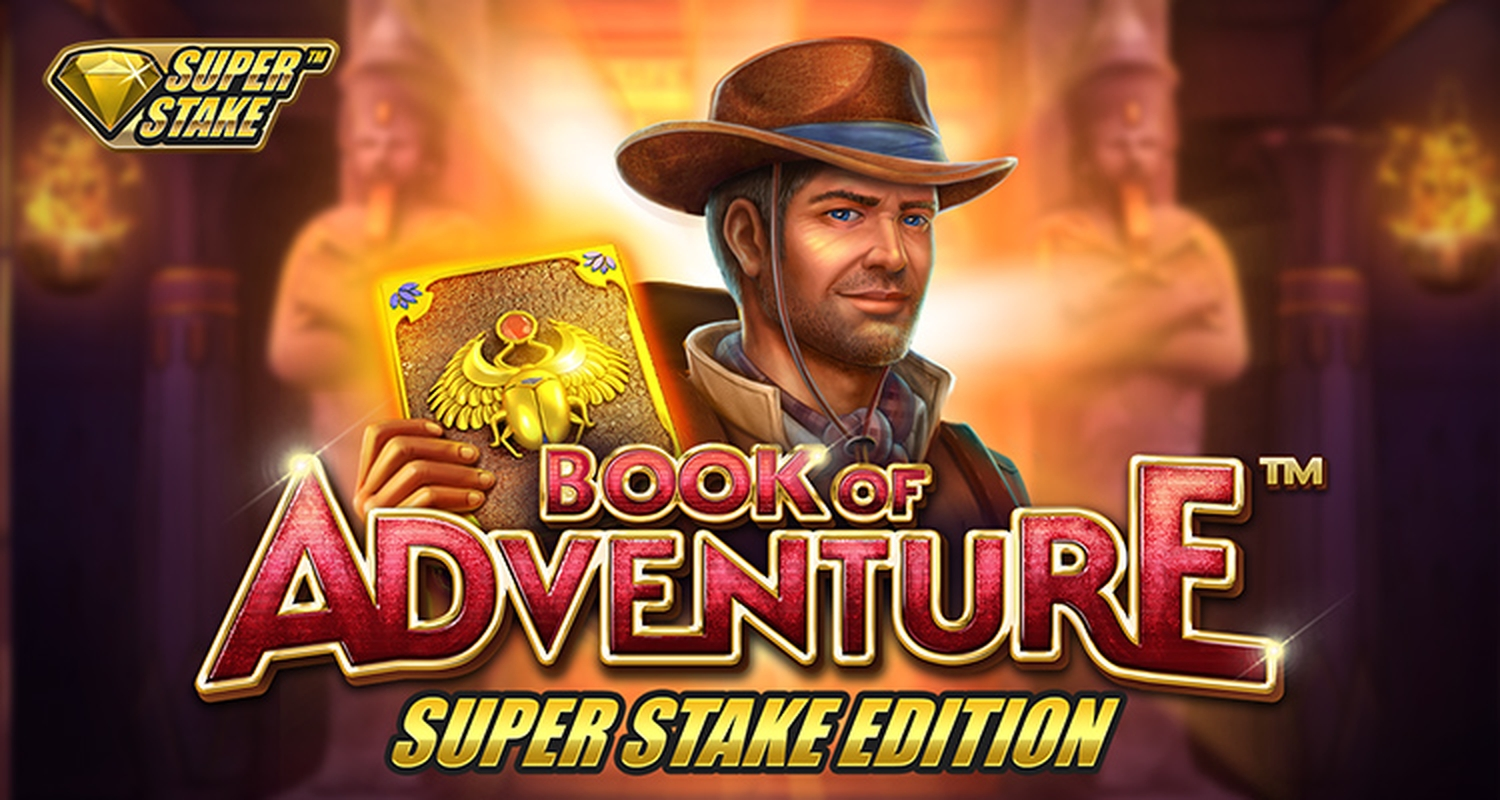 The Book of Adventure Super Stake Edition Online Slot Demo Game by StakeLogic
