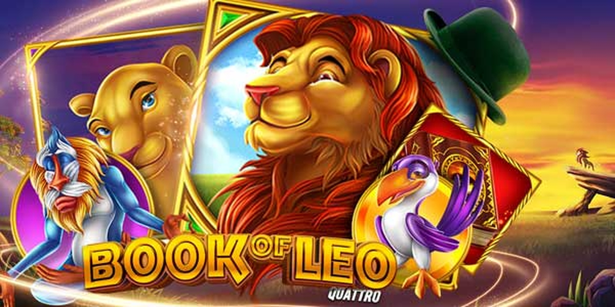 The Book of Leo Online Slot Demo Game by StakeLogic