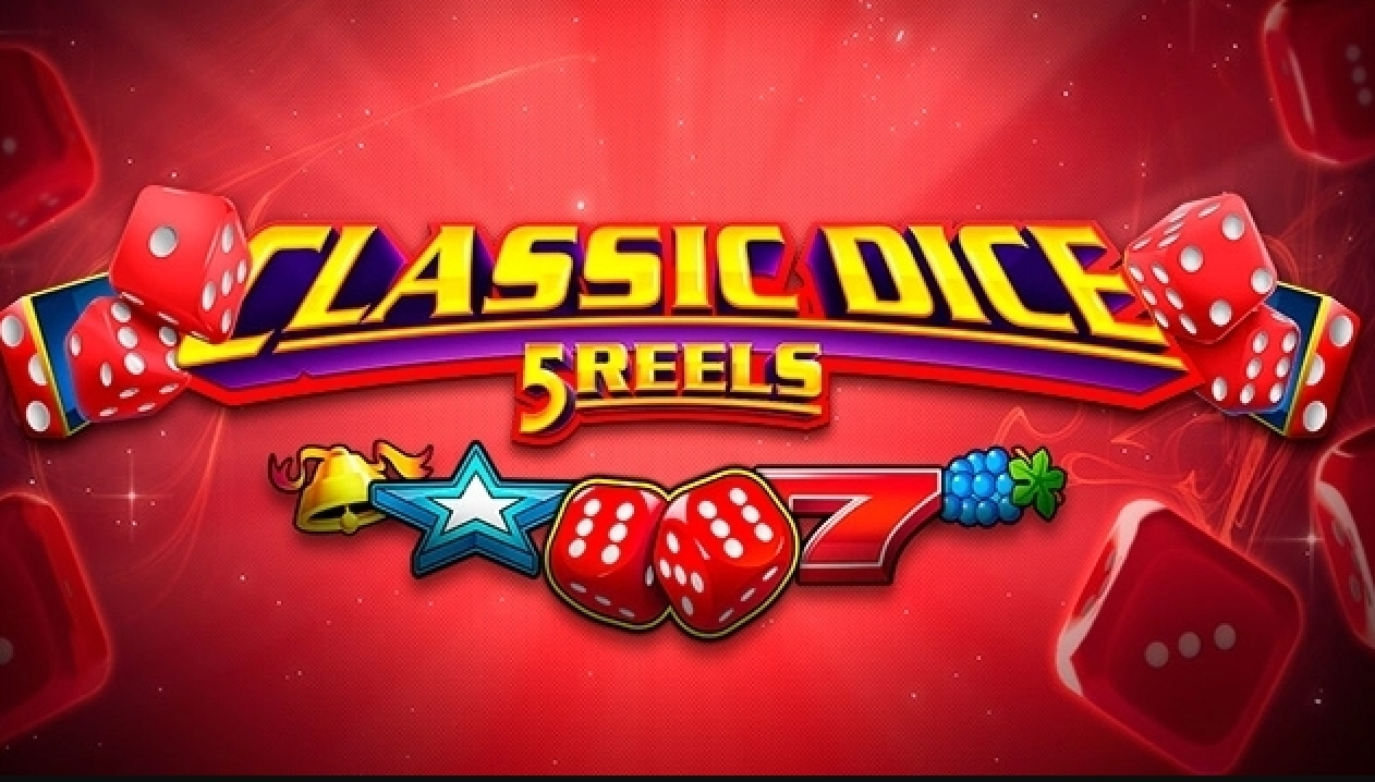 Reels in Classic Dice 5 Reels Slot Game by StakeLogic