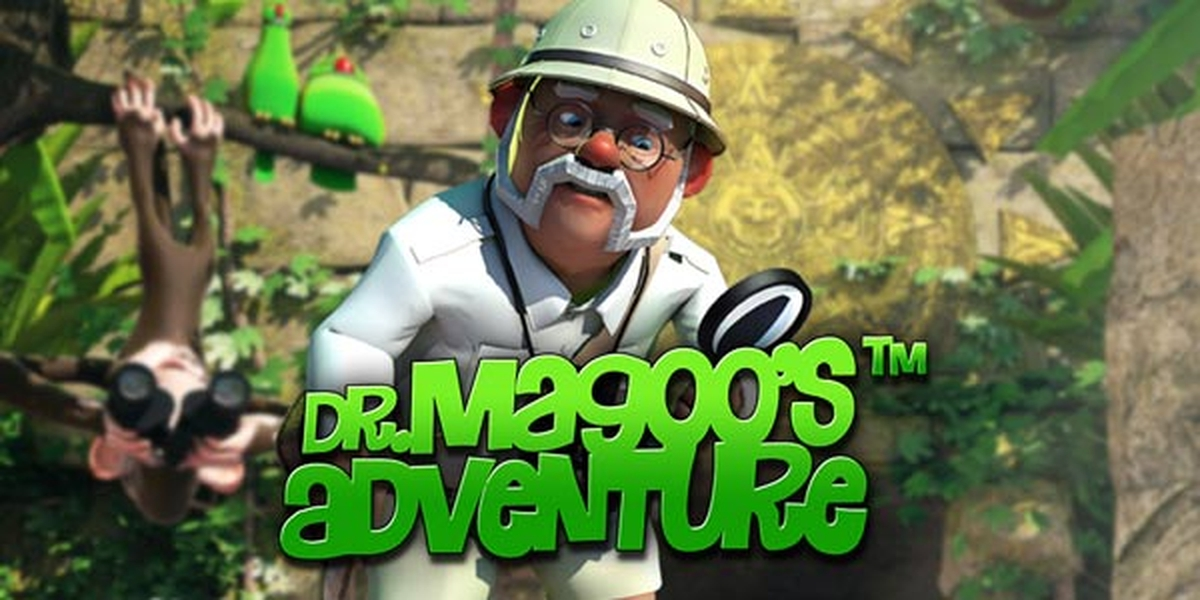 The Dr. Magoo's Adventure Online Slot Demo Game by StakeLogic
