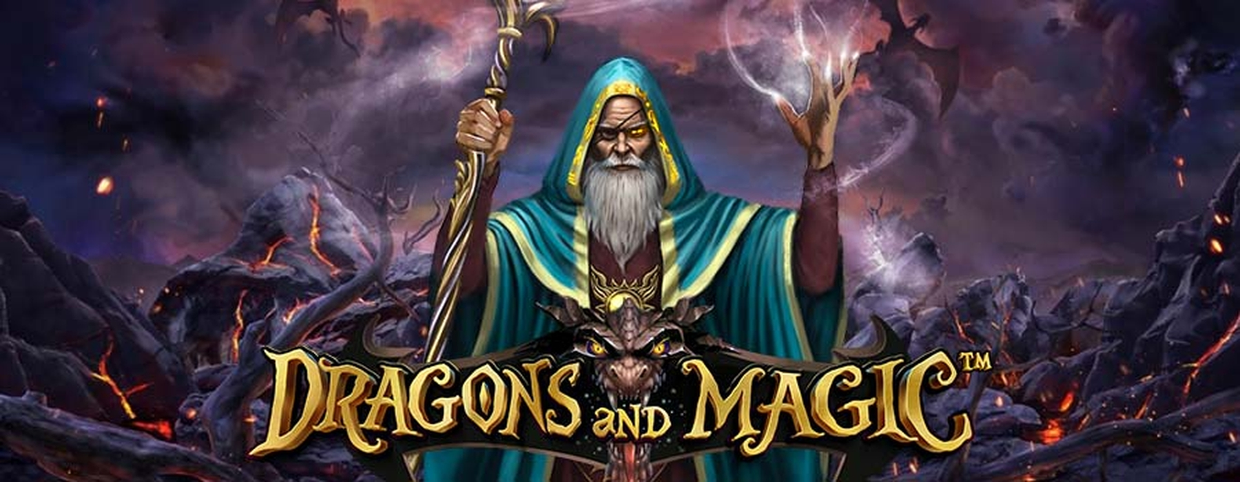 The Dragons And Magic Online Slot Demo Game by StakeLogic