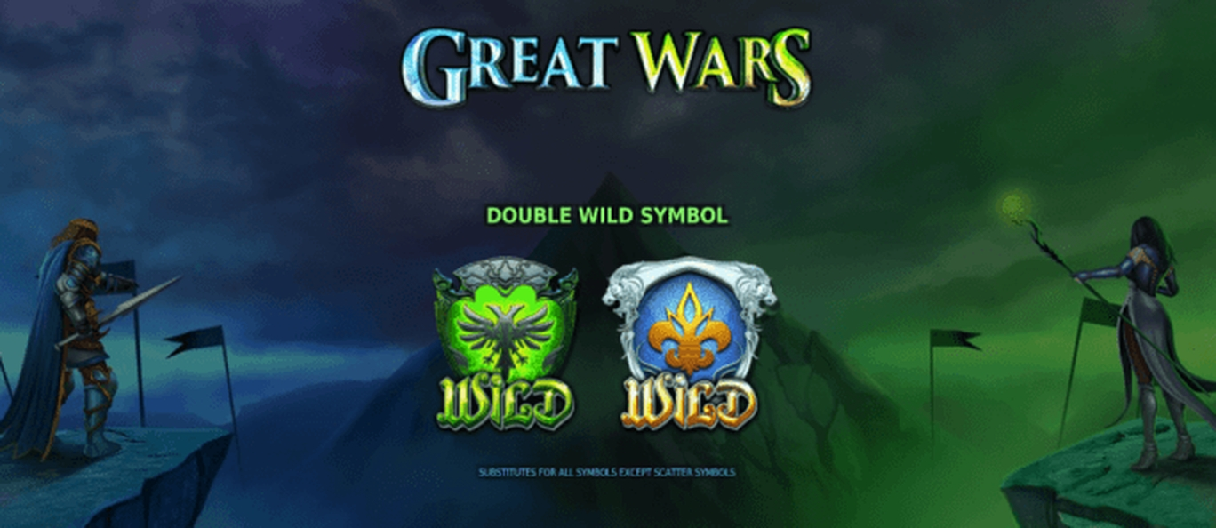 The Great Wars Online Slot Demo Game by StakeLogic