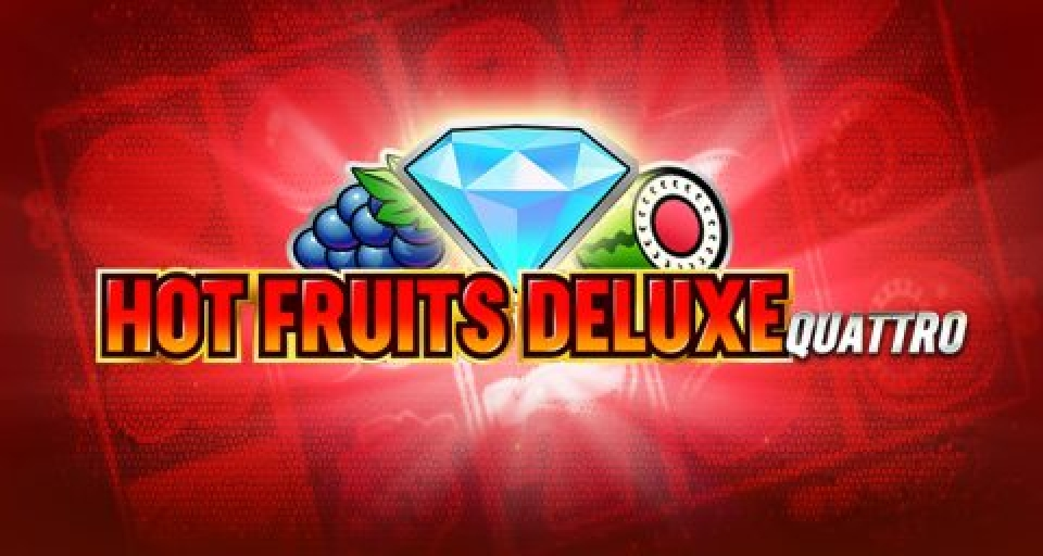The Hot Fruits Deluxe (StakeLogic) Online Slot Demo Game by StakeLogic