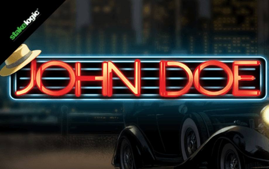 The John Doe Online Slot Demo Game by StakeLogic