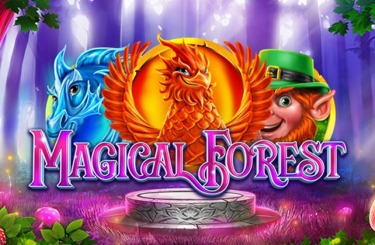 The Magical Forest (StakeLogic) Online Slot Demo Game by StakeLogic