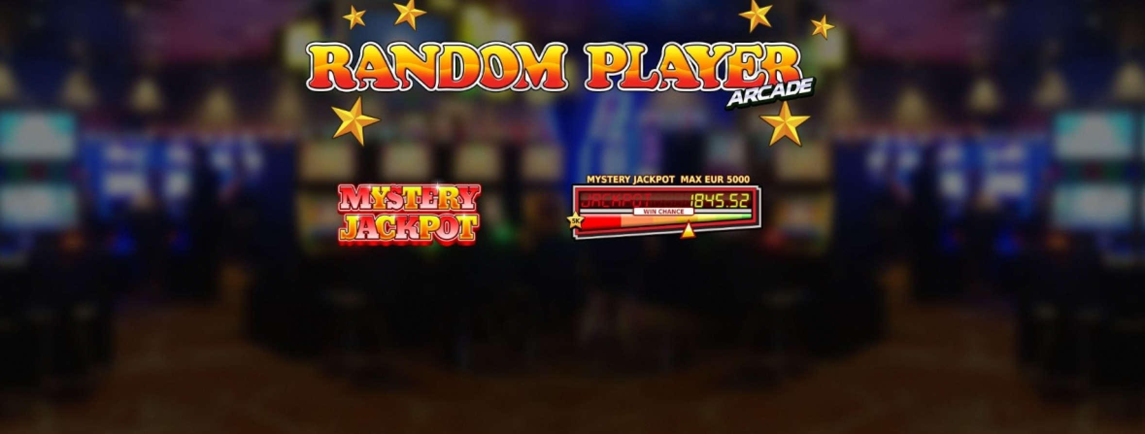 The Random Player Online Slot Demo Game by StakeLogic