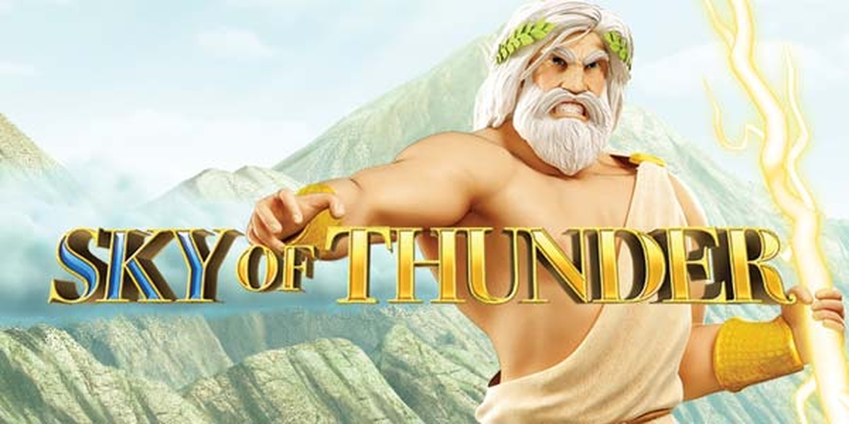 The Sky of Thunder Online Slot Demo Game by StakeLogic