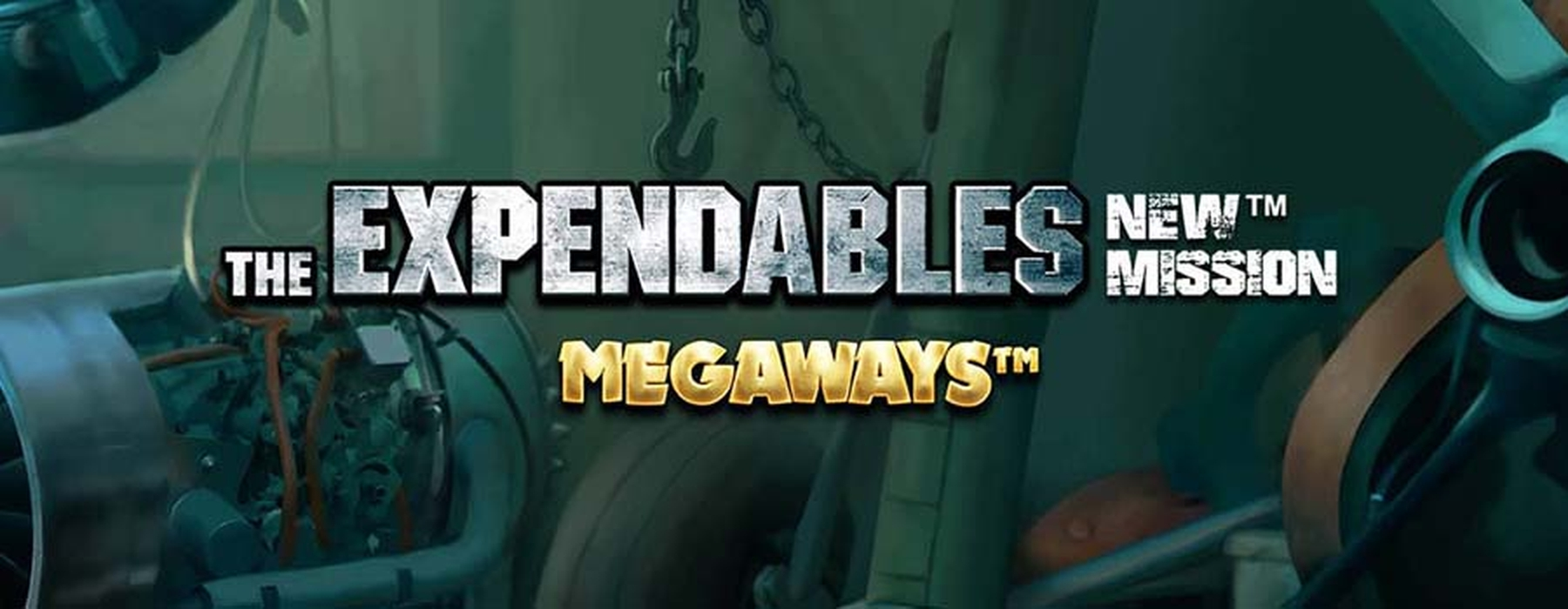 The The Expendables New Mission Megaways Online Slot Demo Game by StakeLogic