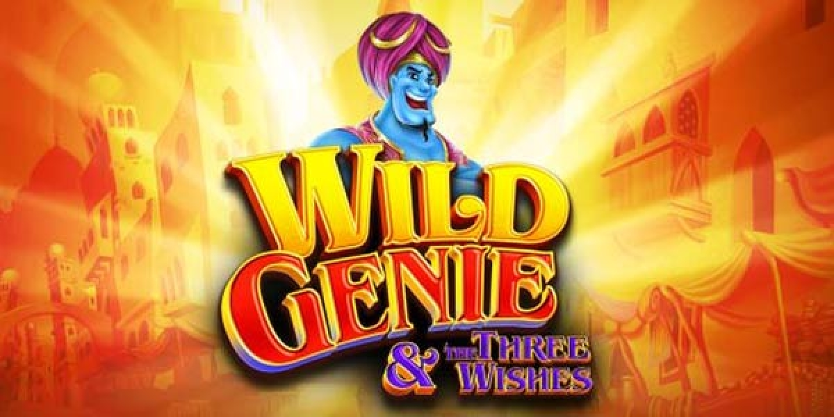 The Wild Genie Online Slot Demo Game by StakeLogic