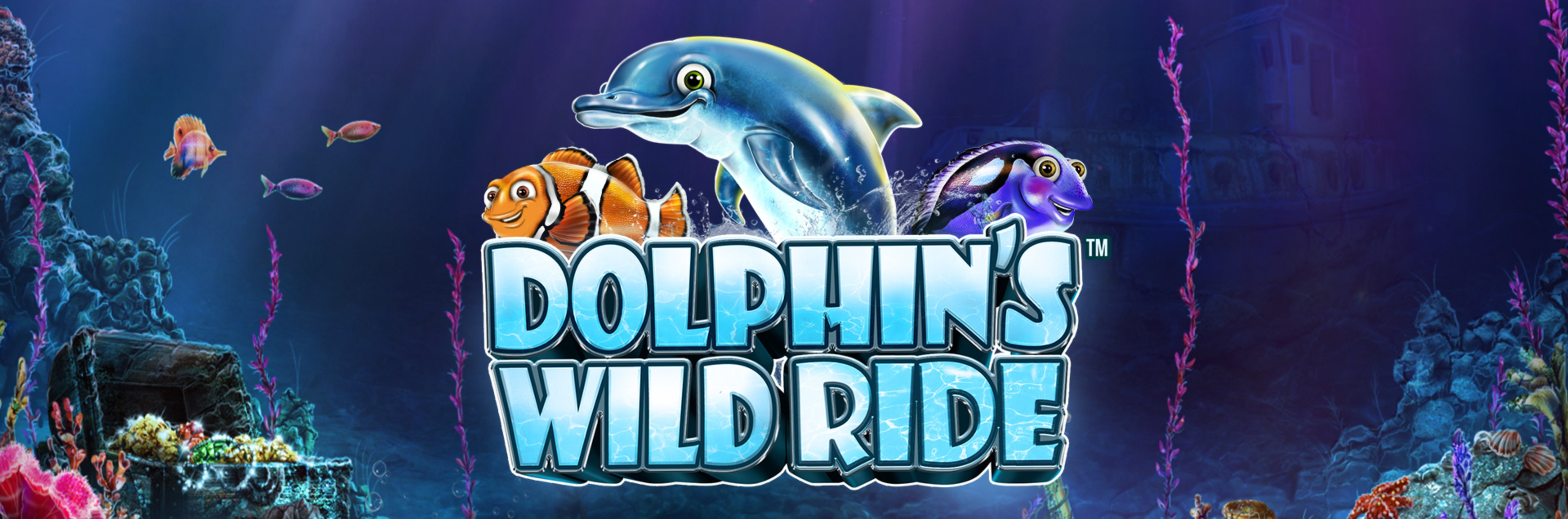 The Dolphin's Wild Ride Online Slot Demo Game by Synot Games