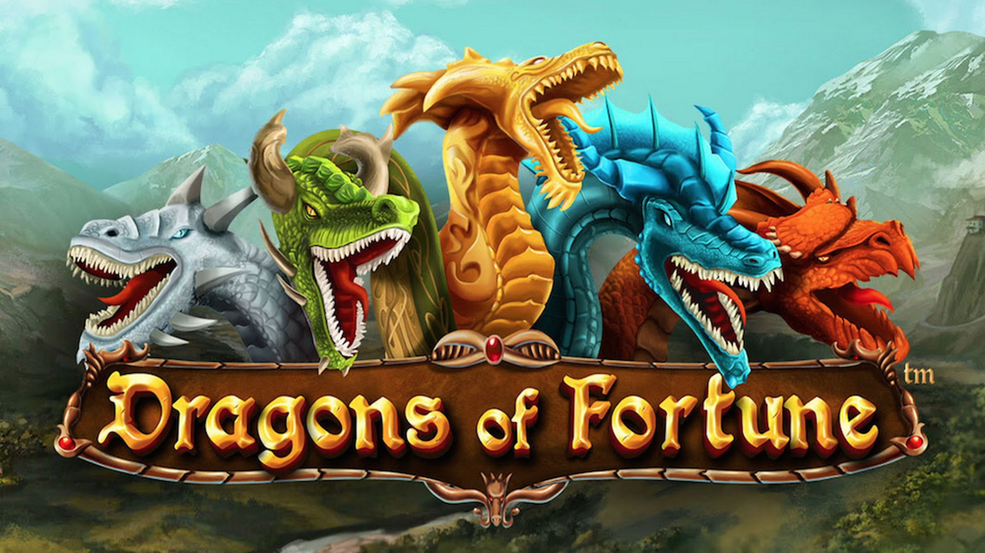 The Dragons of Fortune Online Slot Demo Game by Synot Games