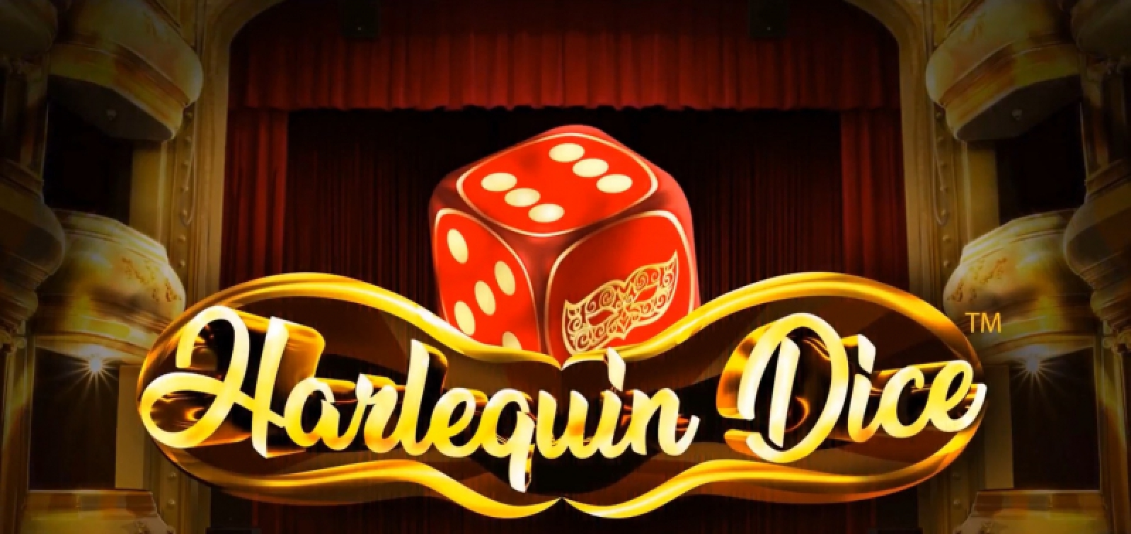 The Harlequin Dice Online Slot Demo Game by Synot Games