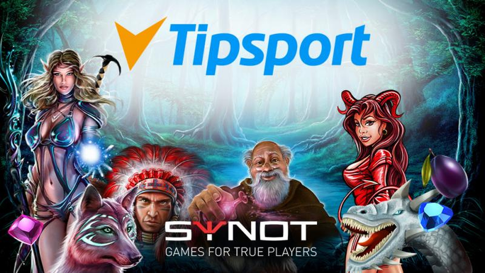 The Hunters Spirit Online Slot Demo Game by SYNOT