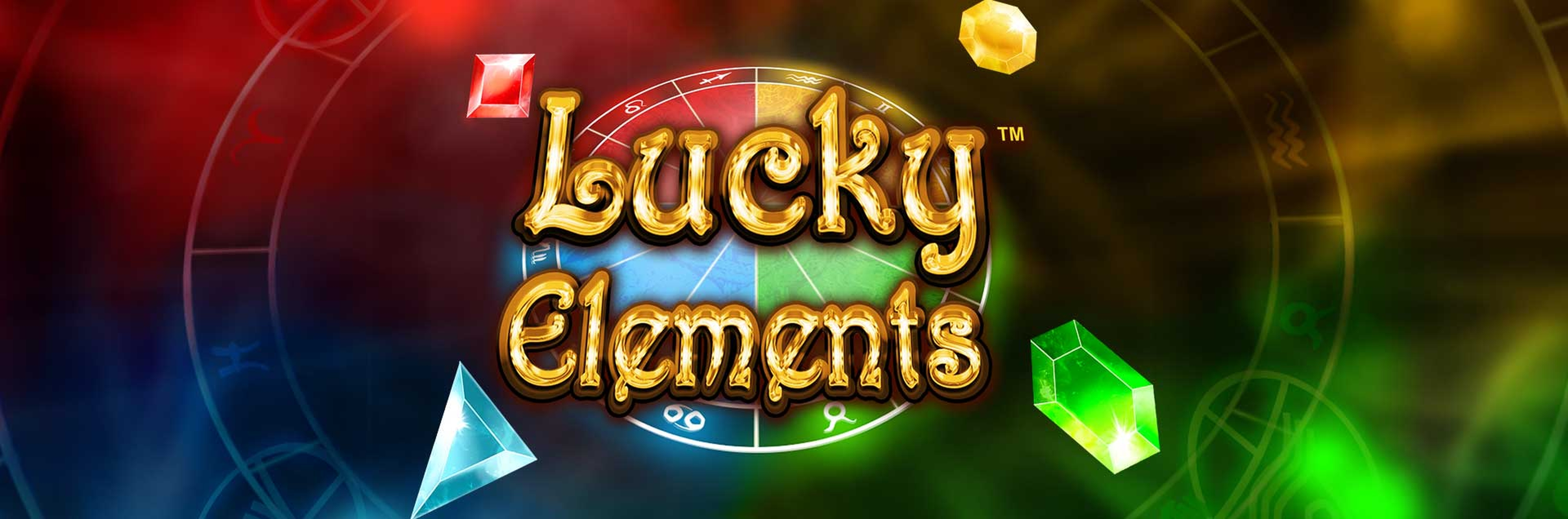 The Lucky Elements Online Slot Demo Game by Synot Games