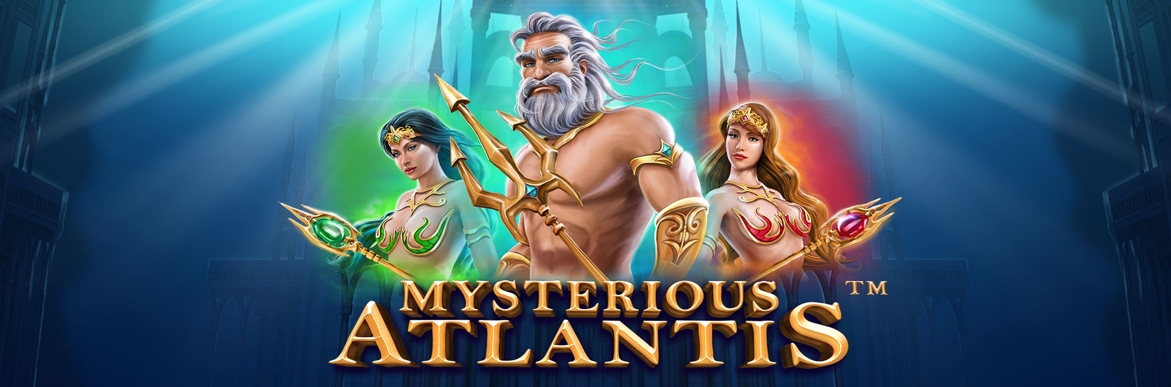 The Mysterious Atlantis Online Slot Demo Game by Synot Games