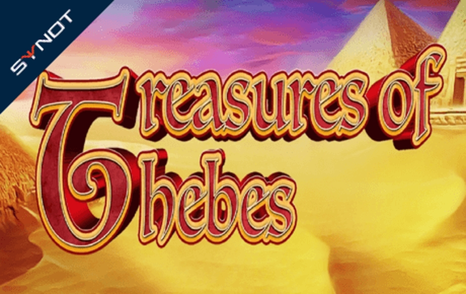 The Treasures of Thebes Online Slot Demo Game by Synot Games