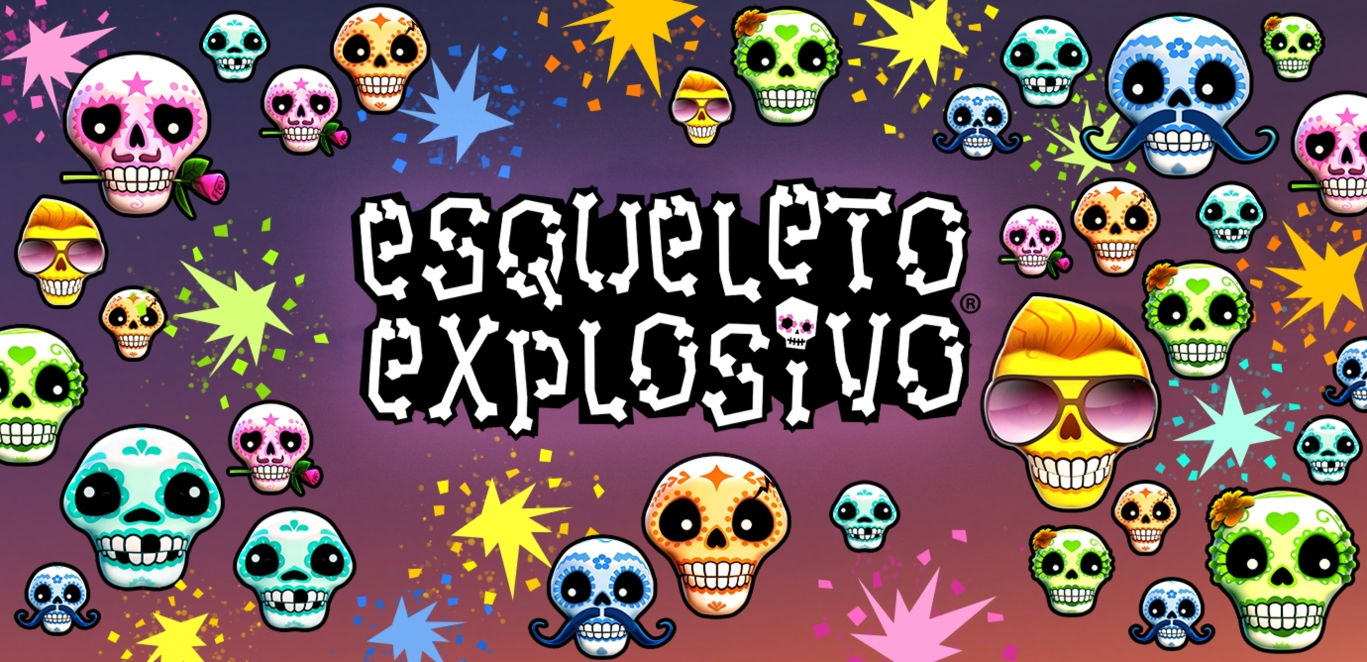 The Esqueleto Explosivo Online Slot Demo Game by Thunderkick
