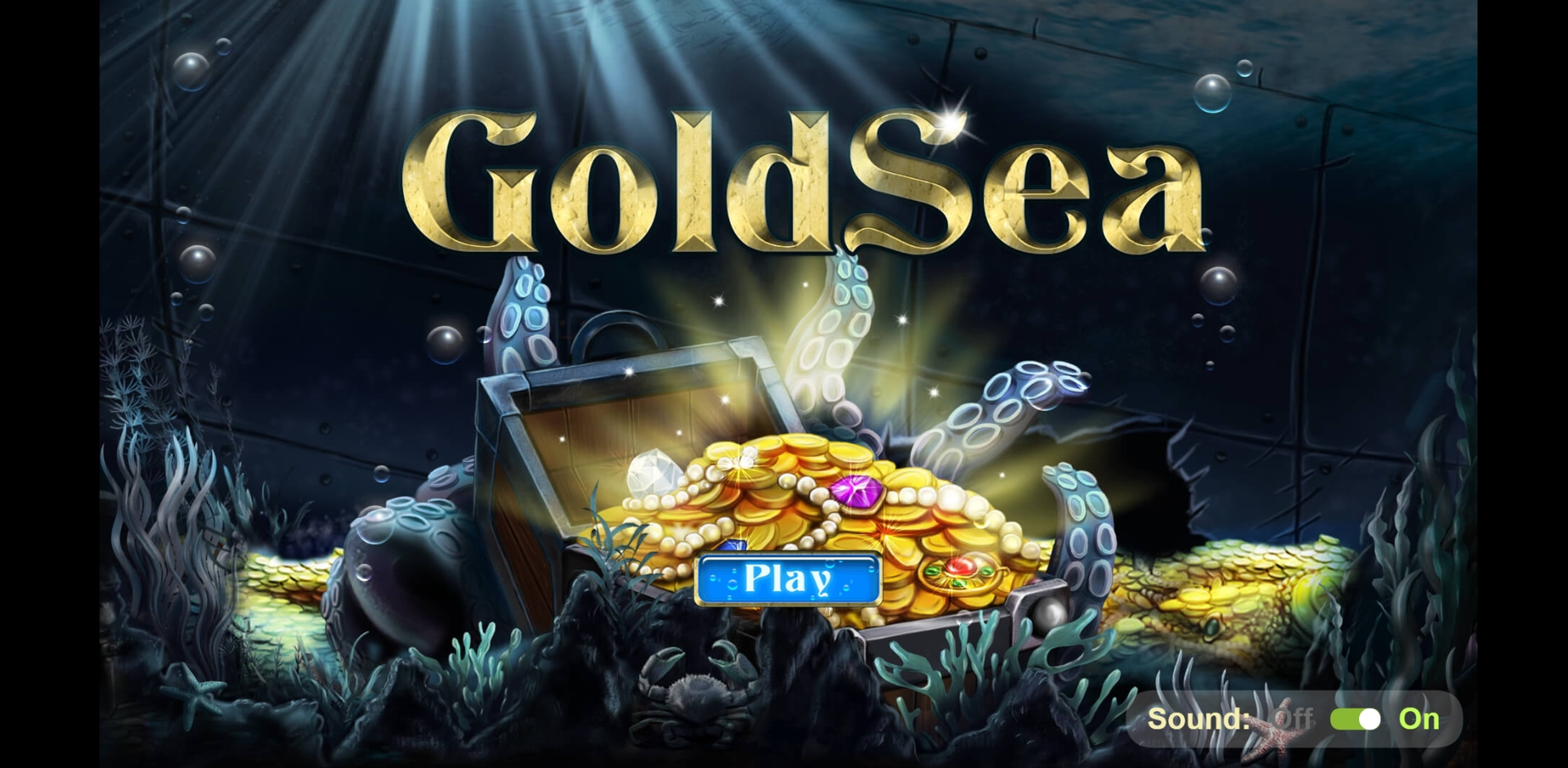 Play Gold Sea Free Casino Slot Game by Thunderspin