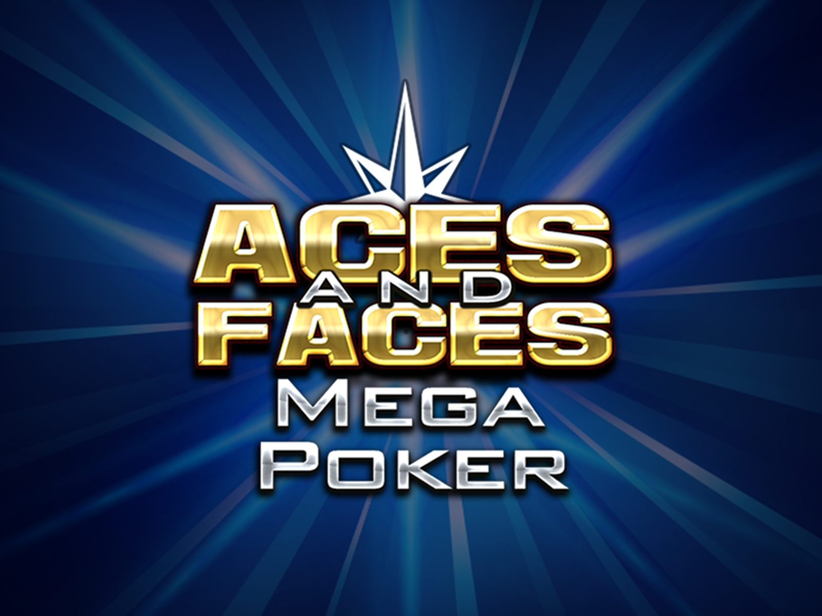 The Aces & Faces Mega Poker Online Slot Demo Game by Tom Horn Gaming
