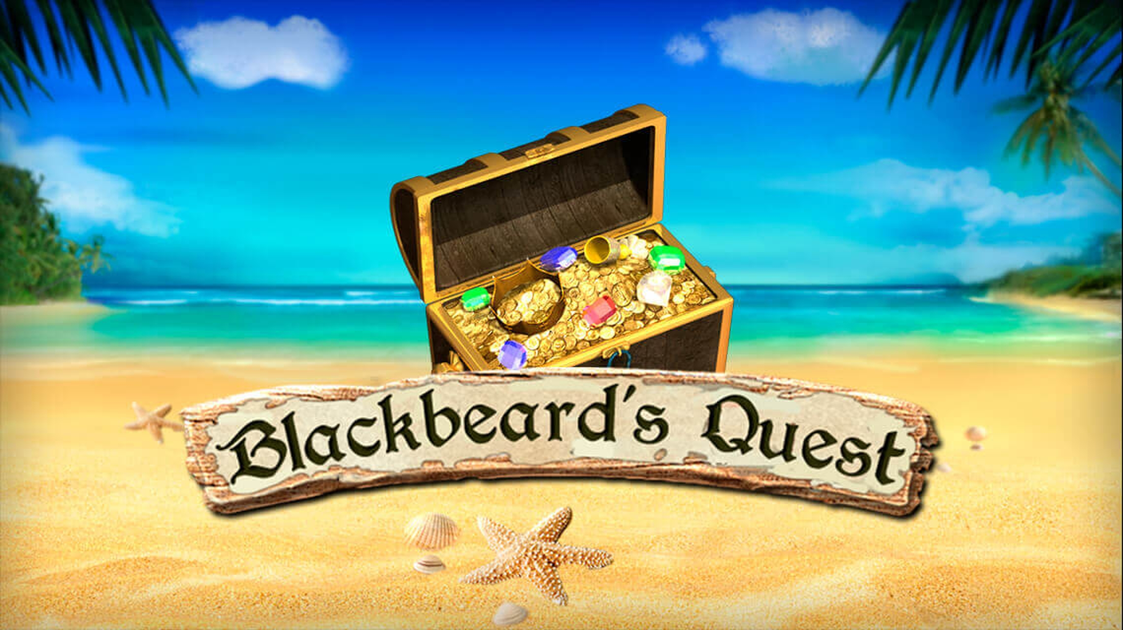 The Blackbeard's Quest Online Slot Demo Game by Tom Horn Gaming