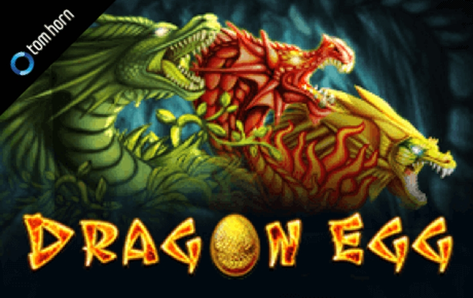 The Dragon Egg Online Slot Demo Game by Tom Horn Gaming