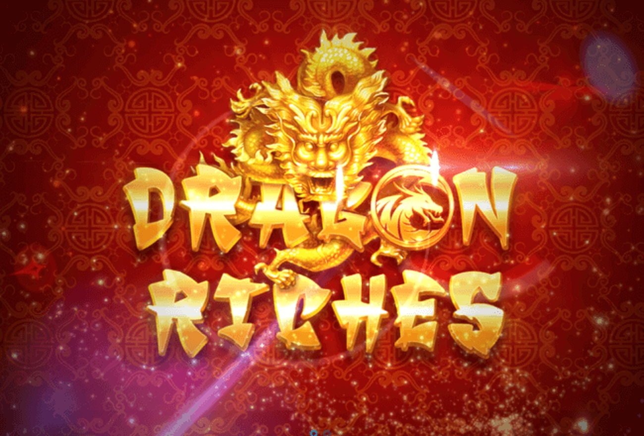 The Dragon Riches Progressive Online Slot Demo Game by Tom Horn Gaming