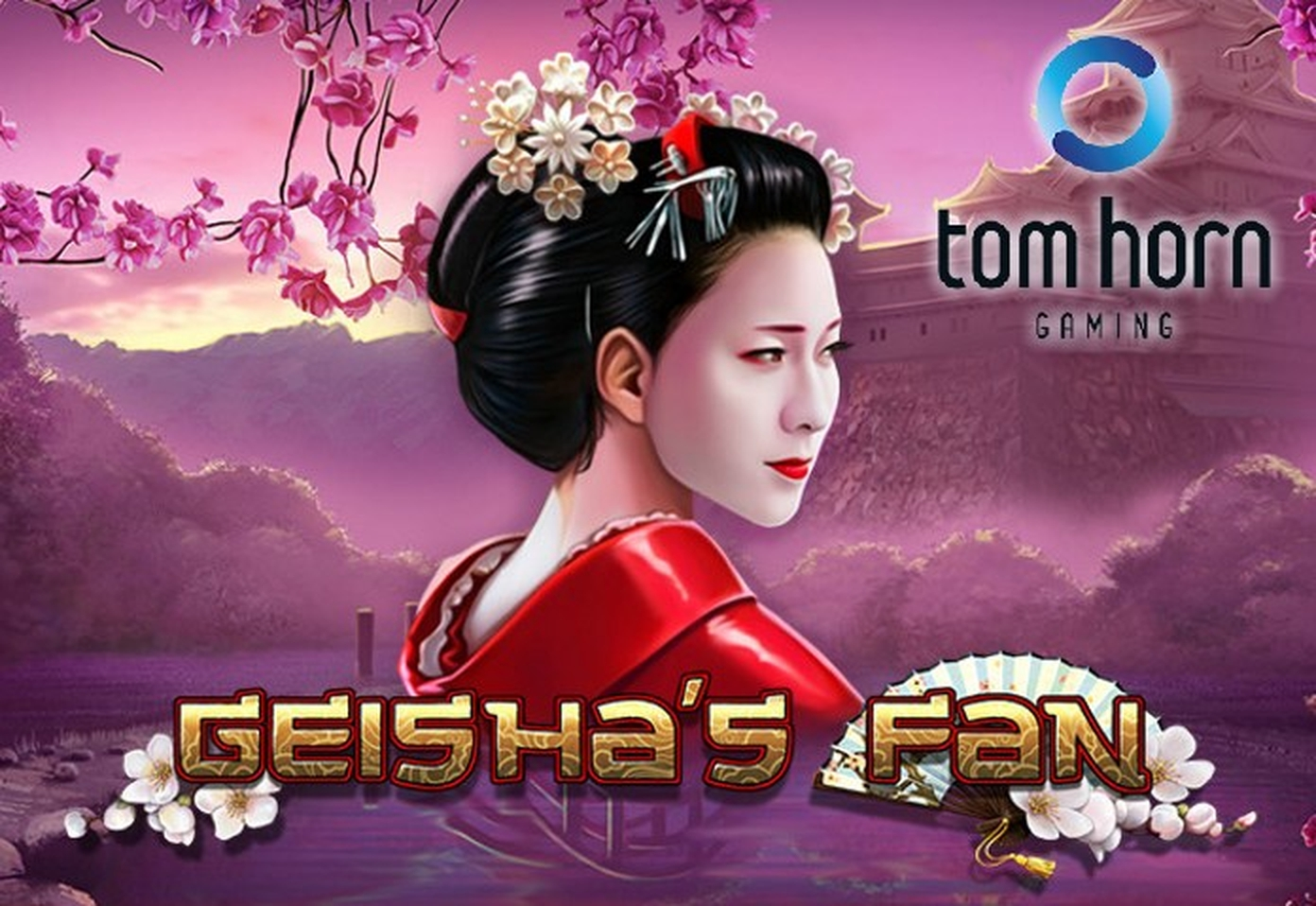 The Geisha's Fan Online Slot Demo Game by Tom Horn Gaming