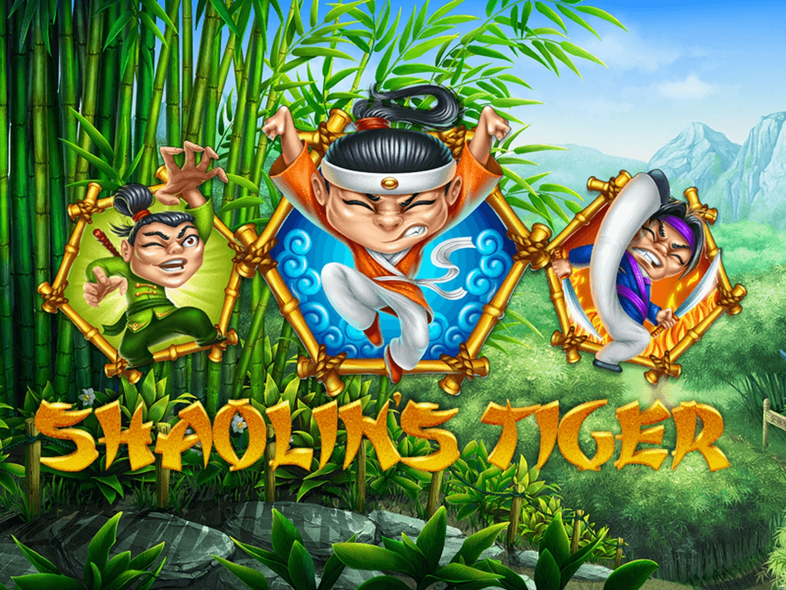 The Shaolin Tiger Online Slot Demo Game by Tom Horn Gaming