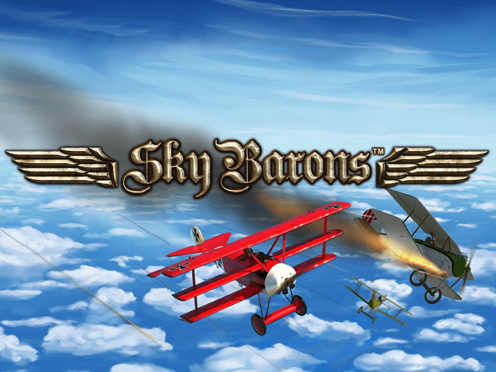 The Sky Barons Online Slot Demo Game by Tom Horn Gaming